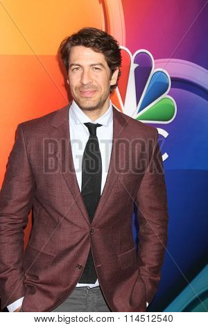 LOS ANGELES - JAN 13:  Don Hany at the NBCUniversal TCA Press Day Winter 2016 at the Langham Huntington Hotel on January 13, 2016 in Pasadena, CA