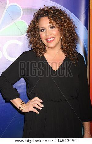 LOS ANGELES - JAN 13:  Alex Meneses at the NBCUniversal TCA Press Day Winter 2016 at the Langham Huntington Hotel on January 13, 2016 in Pasadena, CA
