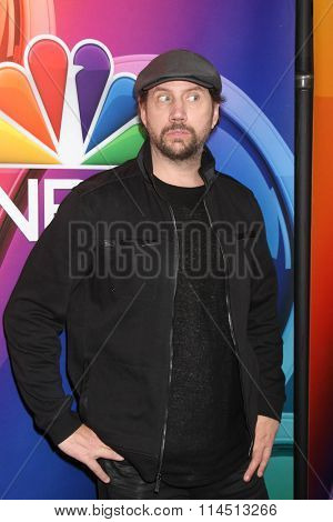 LOS ANGELES - JAN 13:  Jamie Kennedy at the NBCUniversal TCA Press Day Winter 2016  at the Langham Huntington Hotel on January 13, 2016 in Pasadena, CA