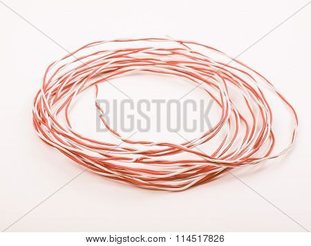 Telephone Cable Vintage