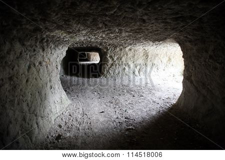 Asia East Timor Timor Leste Ww2 Japanese Tunnel