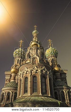 Church of the Saviour on Spilled Blood, Russia