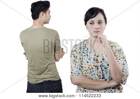 Couple Hate Each Other After Quarreling