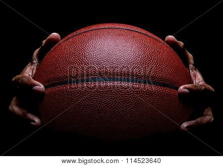 Basketball and Hand Gripping