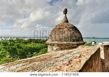 Bastion De Las Palmas De San Jose - San Juan