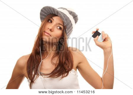 Listening To Dance Music Headphones