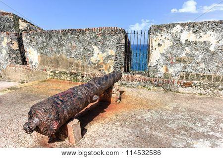 El Morro Castle, San Juan, Puerto Rico