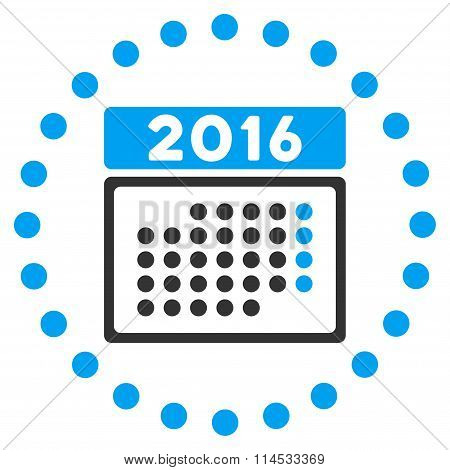 2016 Month Syllabus Icon