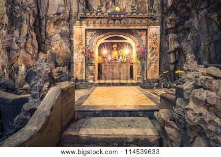 Stone Altar.