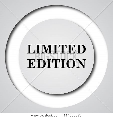 Limited Edition Icon