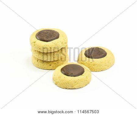 Chocolate Drop Cookies Biscuits