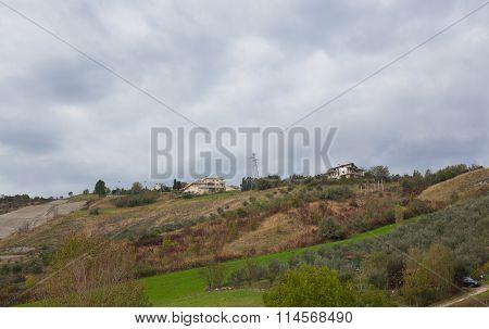 Villa In Italy.