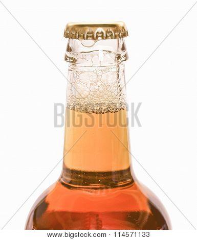 Beer Bottle Vintage
