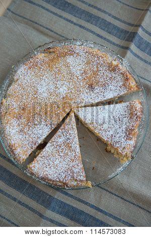 Home made German Cheesecake