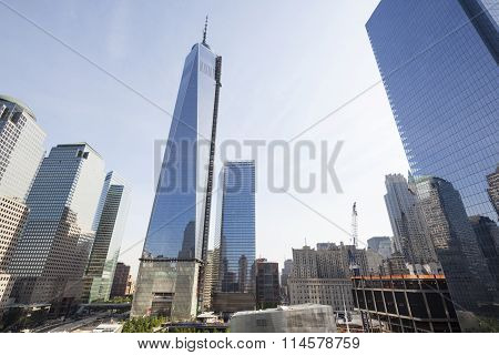 World Trade Center, Editorial