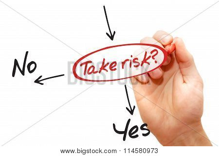 Take The Risk Or Not