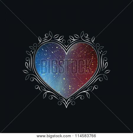 Valentine's Day Decorative Symbol