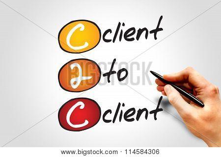 Client To Clien