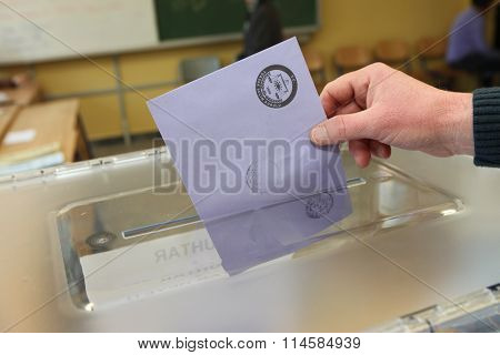 Turkish Local Election