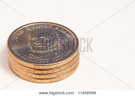 Golden Dollar Stack