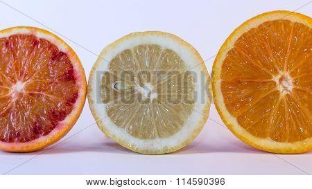 Trio Citrus