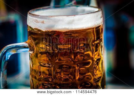 Beer in the big groceries
