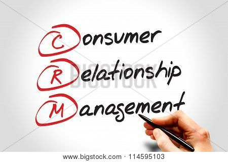 Consumer Relationship Management