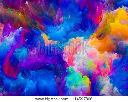 Colors Arrangement