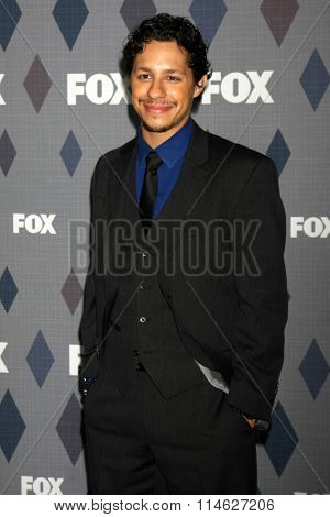 LOS ANGELES - JAN 15:  David Del Rio at the FOX Winter TCA 2016 All-Star Party at the Langham Huntington Hotel on January 15, 2016 in Pasadena, CA