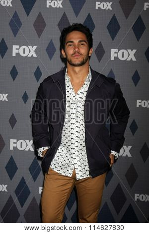 LOS ANGELES - JAN 15:  Carlos Penavega at the FOX Winter TCA 2016 All-Star Party at the Langham Huntington Hotel on January 15, 2016 in Pasadena, CA