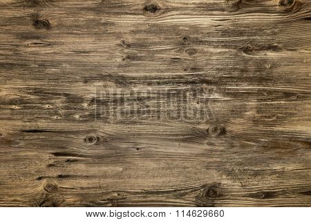 Empty wooden brown and natural background.