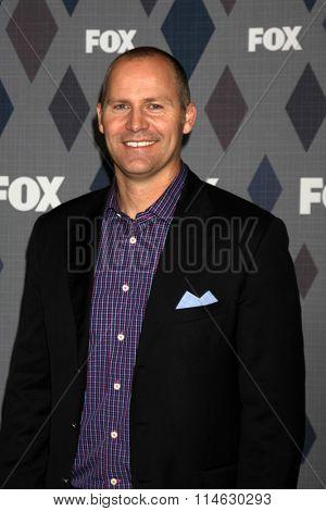 LOS ANGELES - JAN 15:  Jonathan Littman at the FOX Winter TCA 2016 All-Star Party at the Langham Huntington Hotel on January 15, 2016 in Pasadena, CA