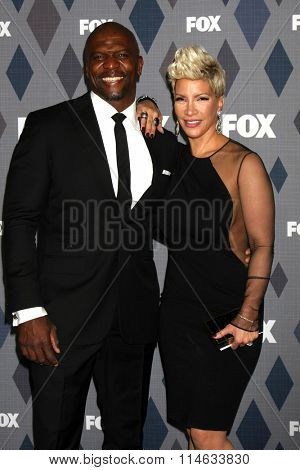 LOS ANGELES - JAN 15:  Terry Crews at the FOX Winter TCA 2016 All-Star Party at the Langham Huntington Hotel on January 15, 2016 in Pasadena, CA