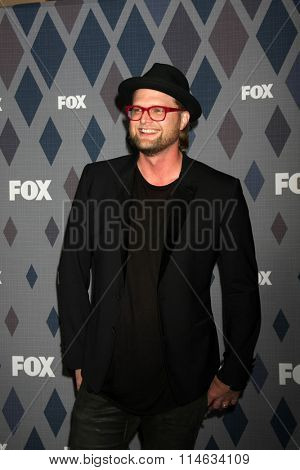 LOS ANGELES - JAN 15:  Adam Anders at the FOX Winter TCA 2016 All-Star Party at the Langham Huntington Hotel on January 15, 2016 in Pasadena, CA