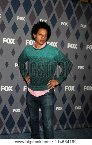 LOS ANGELES - JAN 15:  Eric Andre at the FOX Winter TCA 2016 All-Star Party at the Langham Huntington Hotel on January 15, 2016 in Pasadena, CA