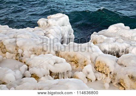 Winter Sea Coast