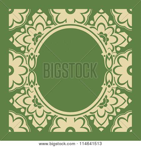 baroque frame