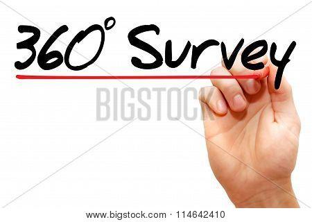 360 Degrees Survey