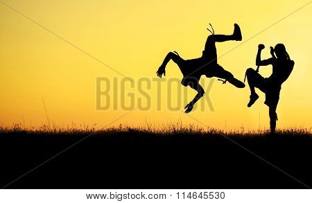 muay thai sport