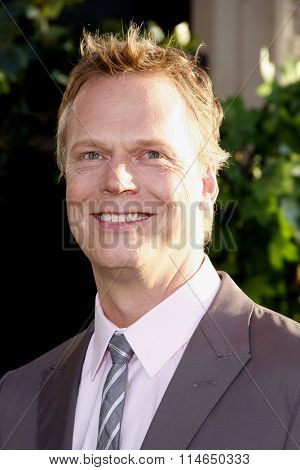 LOS ANGELES, CALIFORNIA - August 6, 2012. Peter Hedges at the Los Angeles premiere of 'The Odd Life Of Timothy Green' held at the El Capitan Theater, Los Angeles.