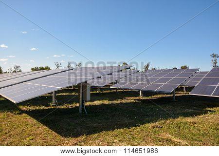 Photovoltaic Solar Energy Panels