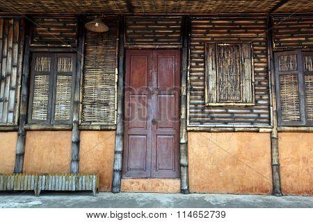 Asia Thailand Chiang Rai Mae Salong House