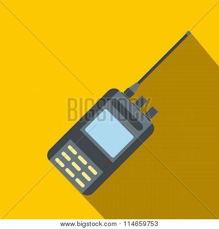 Radio flat icon