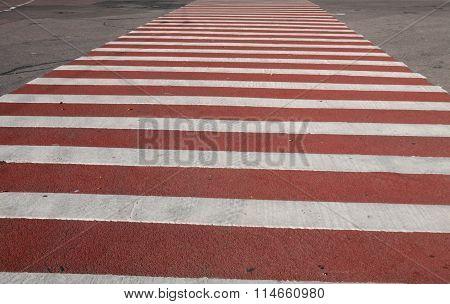Crossing On Road