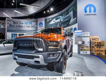 2016 Dodge Mopar RAM 1500 Rebel X