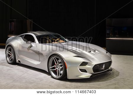 2016 VLF Automotive (Fisker) Force 1