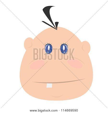 Icon Baby Face