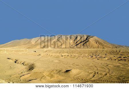 Sahara Desert Hills