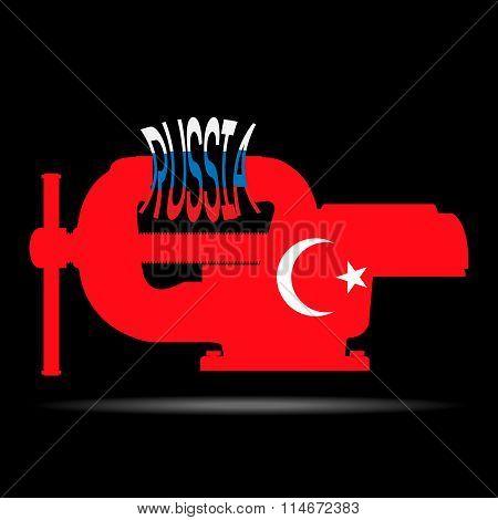 Turkish Pressure On Russia