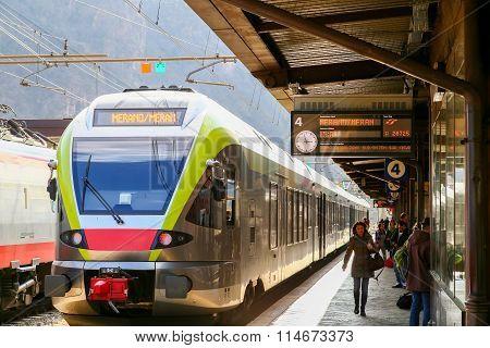 Destination Merano In South Tyrol